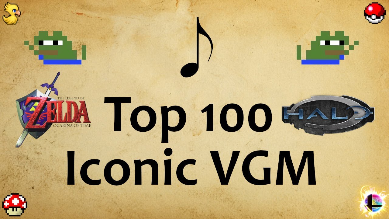 Download 100 Most Iconic Video Game Songs (1980-2018)