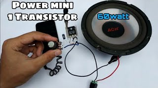 Power mini 1Transistor