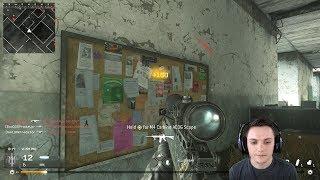 MWR Sniper Gameplay - OpTic predator
