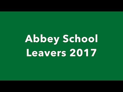 Abbey School Leavers Video 2017