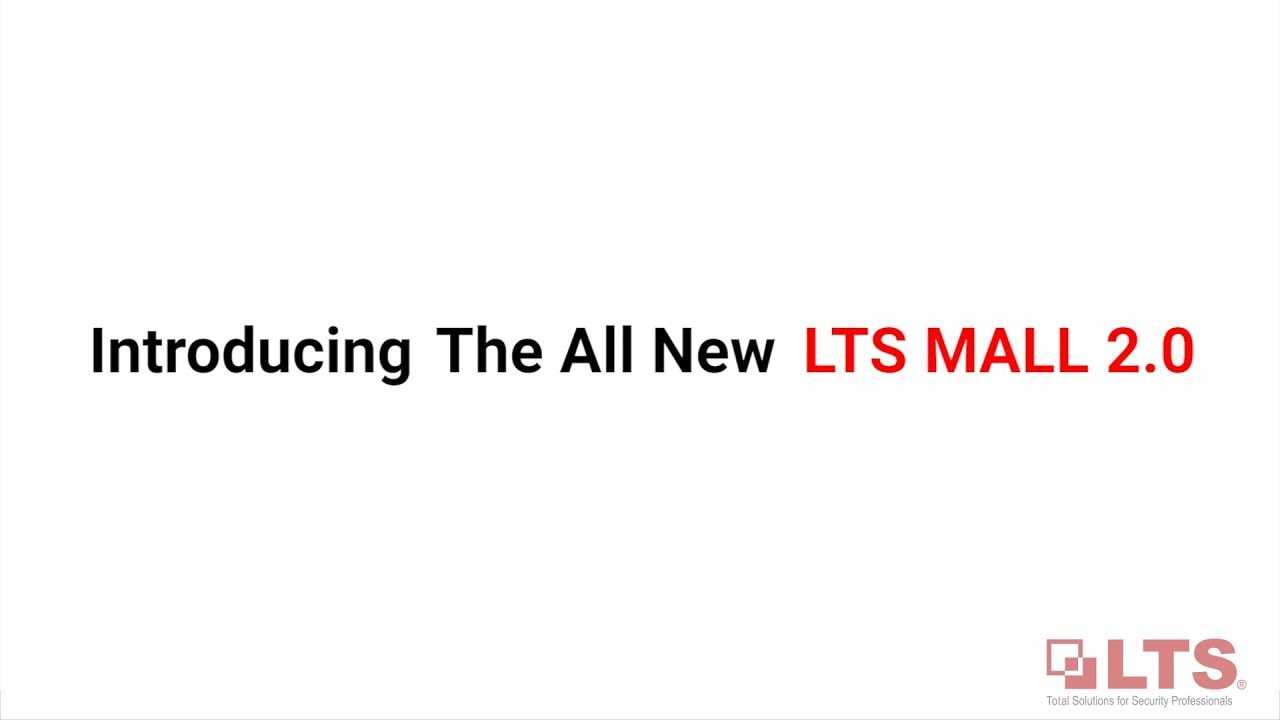 LTS Introduces the All New & Improved LTS Mall