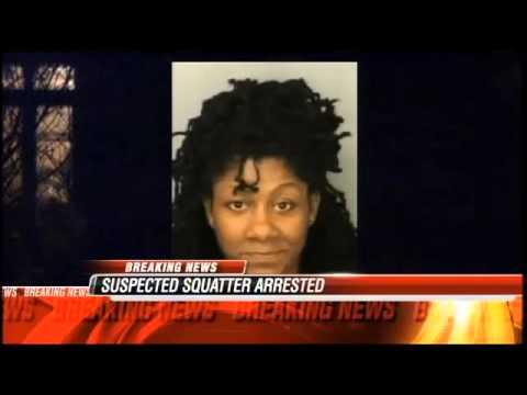Mansion 'squatter' arrested, bond set at $2 million