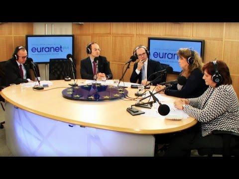 Bulgarian part: Citizens' Corner debate: With or without Schengen?
