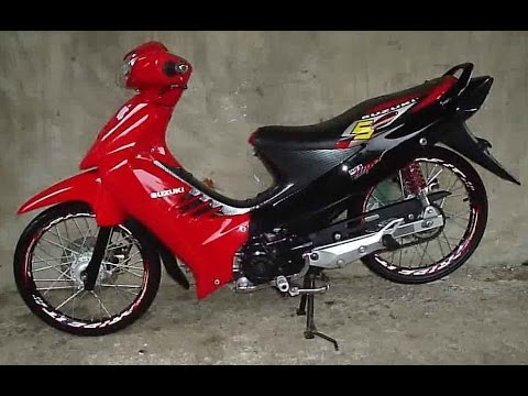 Motor Trend Modifikasi | Video Modifikasi Motor Suzuki Shogun 125 Ceper Terbaru
