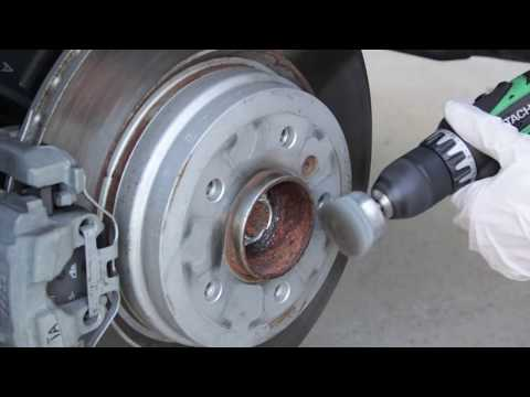 DIY: How to Clean Rusty BMW Hubs - BMW Wheel Spacers