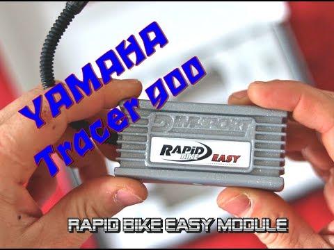 Tips To Install Rapid Bike Easy Yamaha Tracer900 Youtube