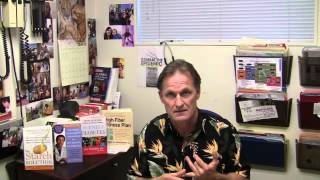 Diabetes Reversal With High Carb High Fiber Low