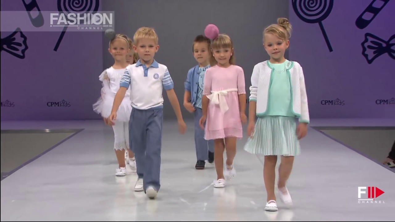 Collection Premi Re Moscow Kids Spring Summer 2014