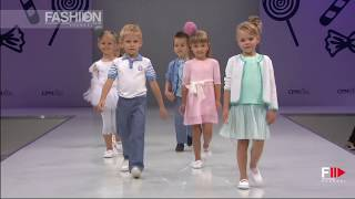 """Collection Première Moscow - KIDS"" Spring Summer 2014 Fashion Show HD by Fashion Channel"