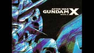 Second opening to After War Gundam X, by Romantic Mode.