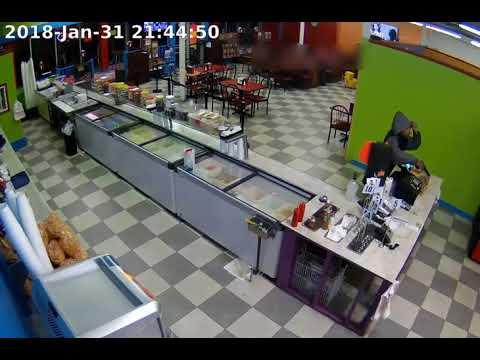 Ak35875 Attempted Robbery Paleteria Y Neveria La Michoacana Youtube