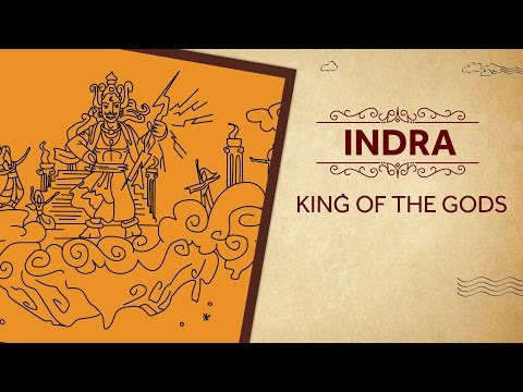 Indra - King of the Gods