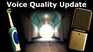 CSGO's Voice Quality Update