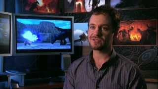 HOW TO TRAIN YOUR DRAGON - Interview with Gabe Hordos, Supervising Animator