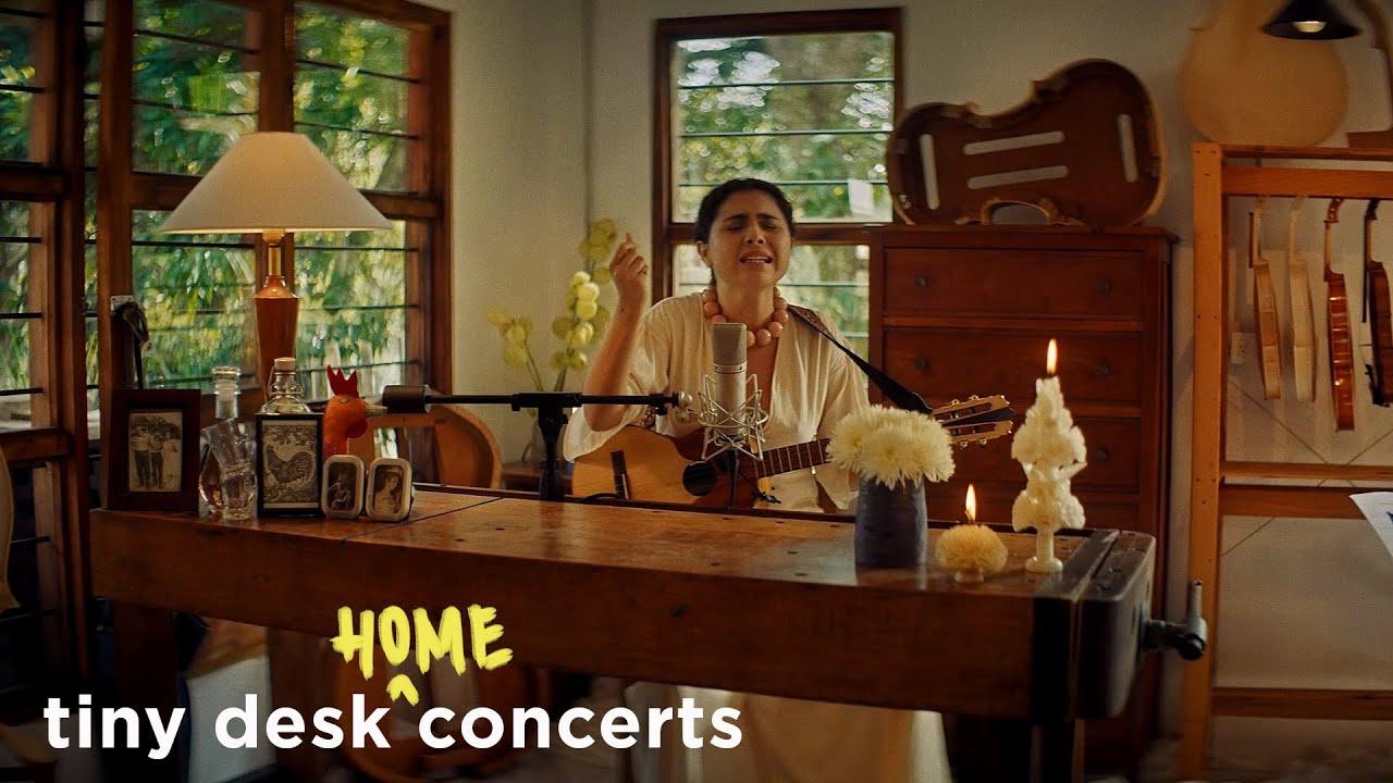 Download Silvana Estrada: Tiny Desk (Home) Concert