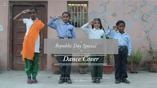 Republic Day Special Dance Choreography |Suno gour se duniya walo be blessed crew