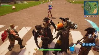 Howl emote mega glitch FORTNITE (Son mouton)
