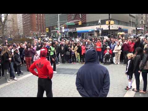 Video#01022 Tylon the Acrobat 2013 Pt 2