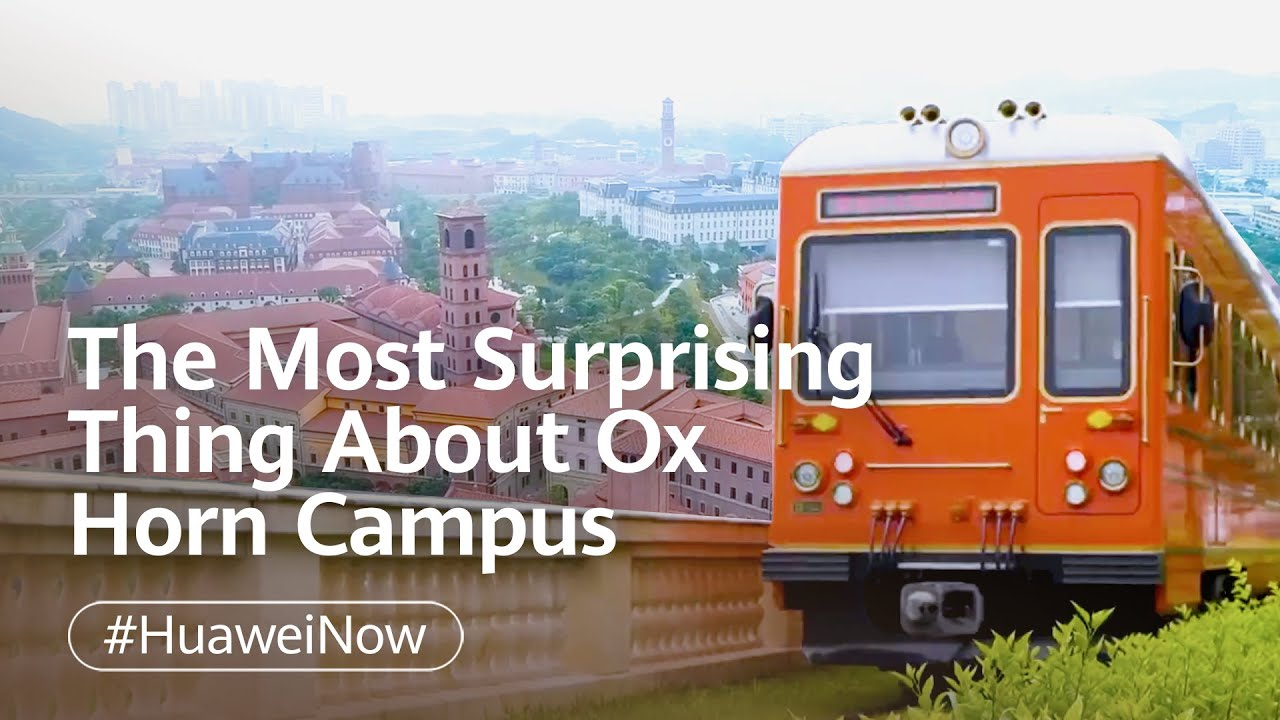 Ox Horn Campus: The Grand Tour