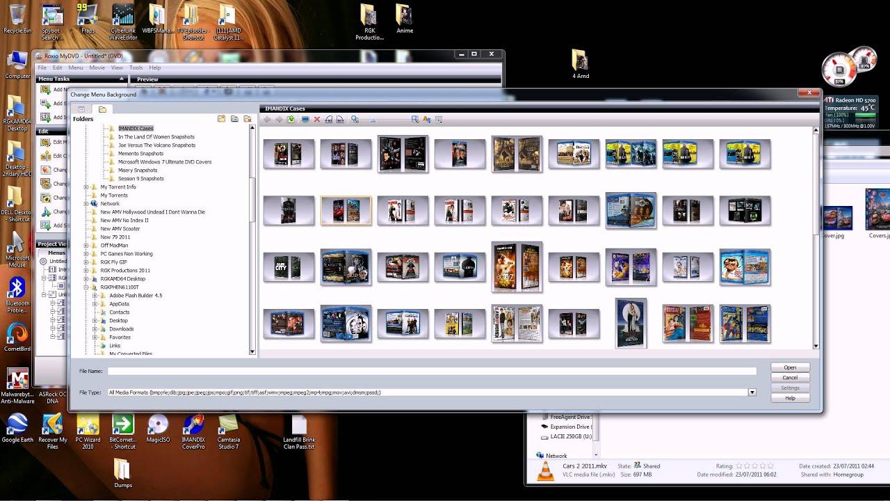 roxio my dvd mkv to dvd tutorial avi youtube rh youtube com Roxio MyDVD Le Roxio MyDVD 10