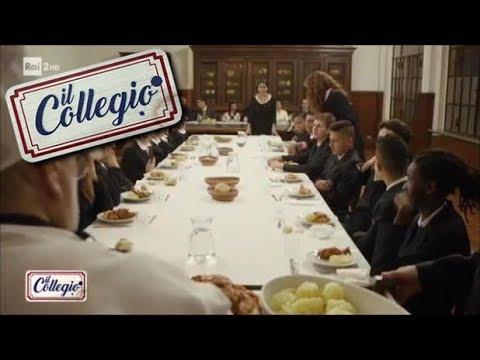 La cena - Prima puntata - Il Collegio 2