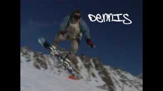 ITA Steinfurt Klassenfahrt 2002 nach Verbier (Schweiz) - Snowboard Video