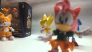 Sonic the Hedgehog 20th Anniversary Classic Collectors Pack 3.5 inch figures by Jazwares