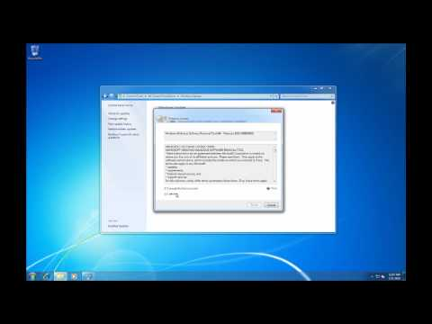 Install and Configure Microsoft Update Properly in Windows 7