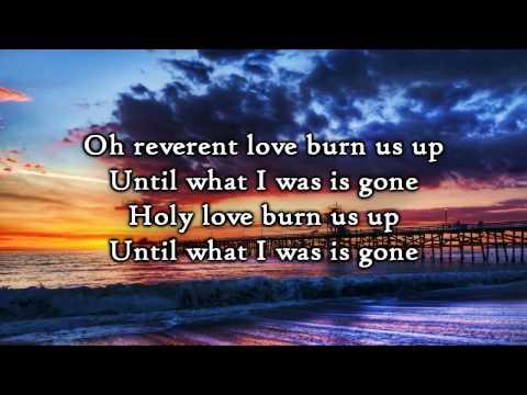 David Crowder Band - Fall on Your Knees (Lyrics)