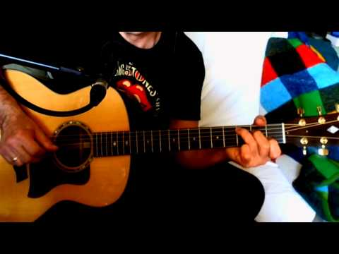 Lady Jane ~ The Rolling Stones ~ Acoustic Cover w/ Taylor 518e First Edition Grand Orchestra