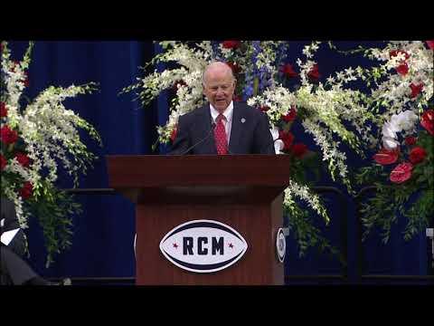 James Baker full eulogy for Texans owner Bob McNair [FULL VIDEO]