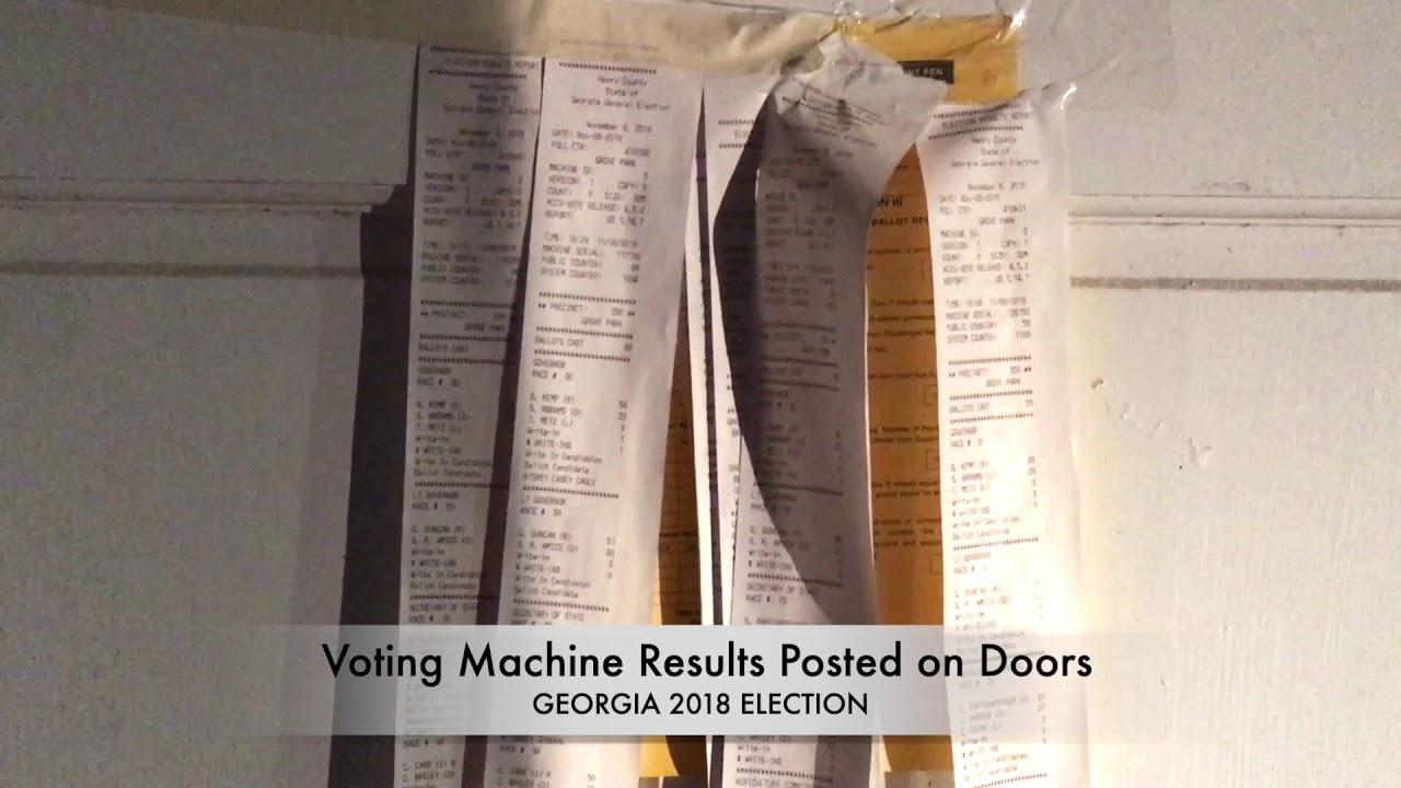 City of South Fulton, GA - Vote