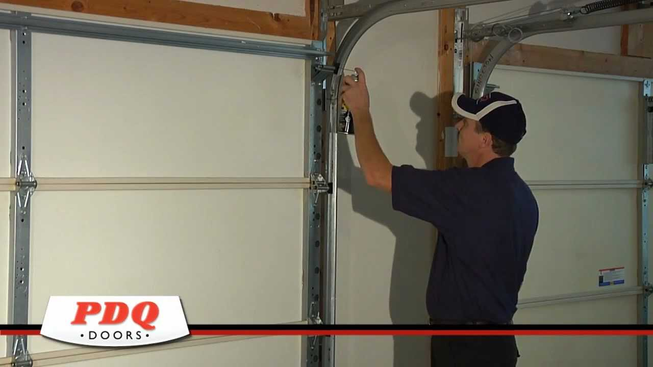 Garage Door Repair Or Garage Door Service Pdq Doors
