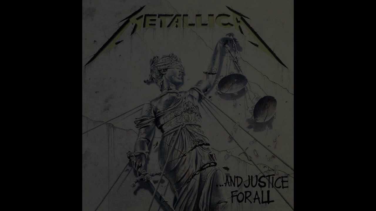 METALLICA - ...AND JUSTICE FOR ALL ALBUM LYRICS