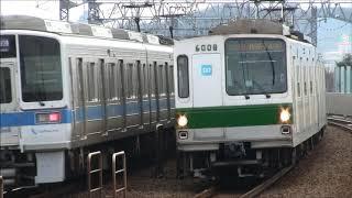 【東京メトロ】 現役末期の6000系(その4)