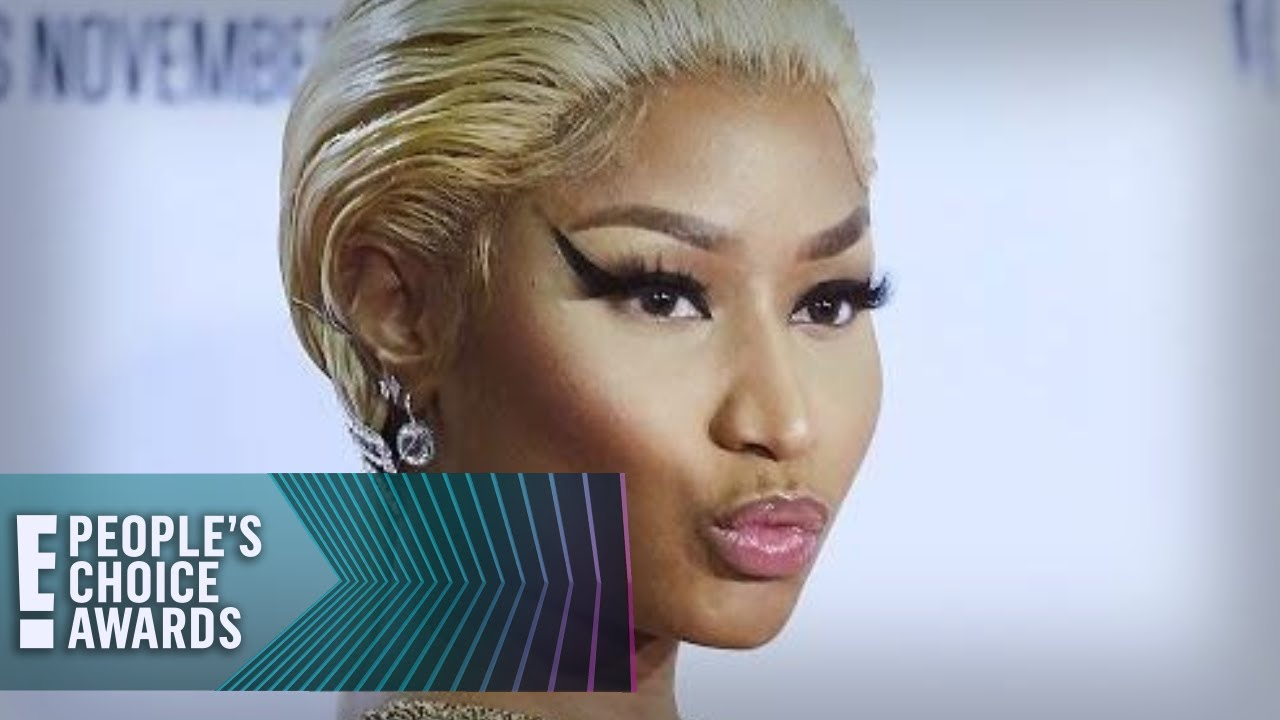 Nicki Minaj Will Open E! PCAs Show | E! People's Choice Awards