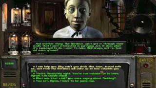Fallout 2 Myron is a pervert