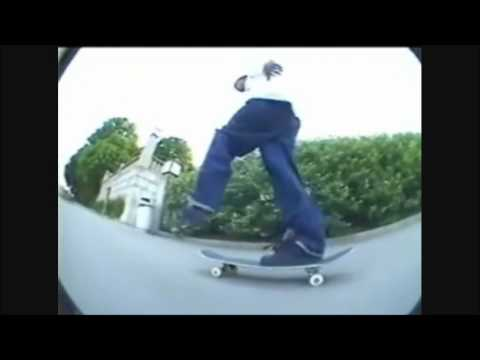 Stevie Williams DC skate video part