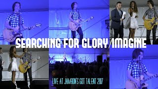 Searching For Glory/Imagine - Federico Borluzzi live at