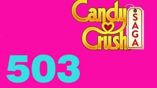 candy crush saga livello level 503