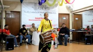 Malaysian Junior Dhol Competition 2014