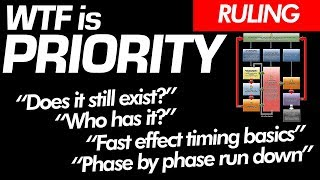 PRIORITY Explained! NO MORE FAKE RULES - RULING