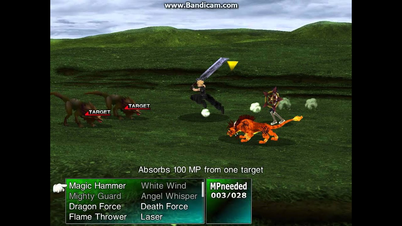 Final Fantasy VII Incredible Mods