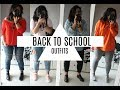 Back to School: Plus Size and Curvy Outfit Ideas (ITA) || Maddie Serban