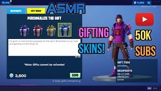 Download Gifting New Free Asmodeus Skins to Subscribers! Thank You Everyone for Over 50k Subs! 😊 Mp3 and Videos