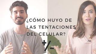 ¿cómo Huyo De Las Tentaciones De Las Redes Sociales? - Reto Más  Menos Semana 2 - Majo Y Dan Vlog