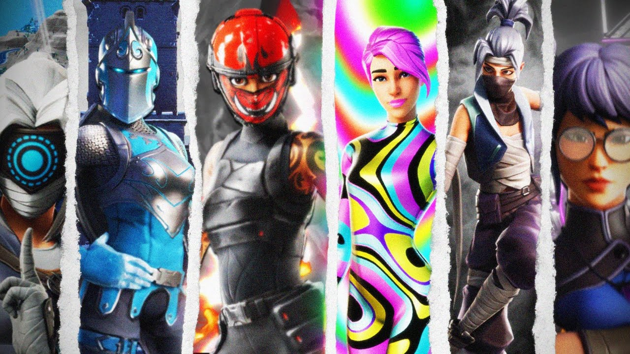 Download Introducing 1x The Best Fortnite Team EVER...