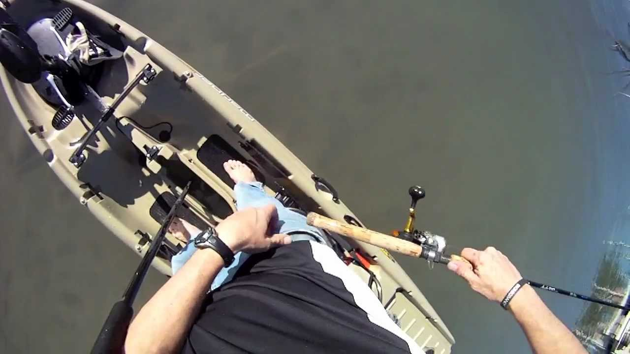 REVIEW- yakattack PARKNPOLE kayak fishing anchor