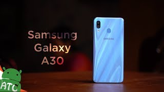 Samsung Galaxy A30 Full Review in Bangla | ATC