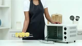 Bajaj Majesty 1603 T (16 Litre) Oven Toaster Griller (OTG)